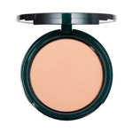 True Cosmetics Protective Mineral Foundation SPF 17 Compact Medium #1 - 0.38oz