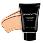 Glo Minerals Liquid Foundation SatinII Natural Fair 40g