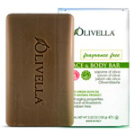 Olivella Fragrance-Free Bar Soap 3.52oz