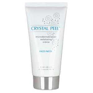 Crystal Peel Microdermabration Exfoliating Creme Face/Neck