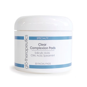 Glotherapeutics gloClear Complexion Pads 2.5oz