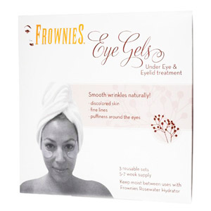 Frownies Under Eye Patches 3 Sets