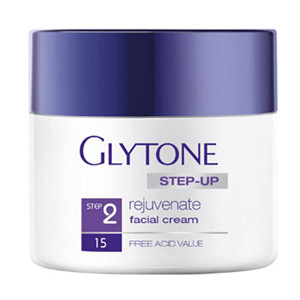 Glytone Rejuvenate Facial Cream 2 With 15% Glycolic Acid Value 1.7oz