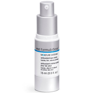 MD Formulations Moisture Defense Antioxidant Eye Creme .5oz