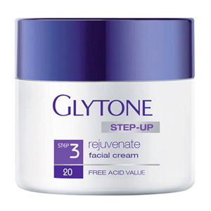 Glytone Rejuvenate Facial Cream 3 With 20% Glycolic Acid Value 1.7oz