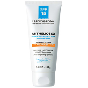 La Roche Posay Anthelios SX SPF 15 Daily Moisturizing Cream With Sunscreen