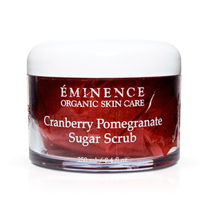 Eminence Cranberry Pomegranate Sugar Scrub 8.4oz