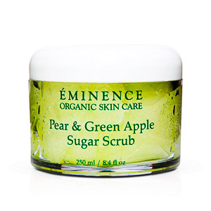 Eminence Pear & Green Apple Sugar Scrub 8.4oz