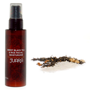 Juara Sweet Black Tea & Rice Facial Moisturizer 2oz
