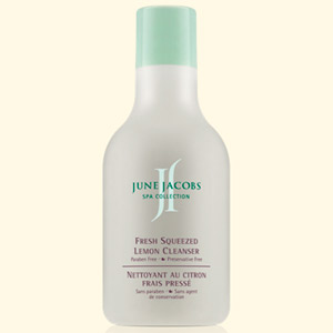 June Jacobs Fresh Squeezed Lemon Cleanser 7oz
