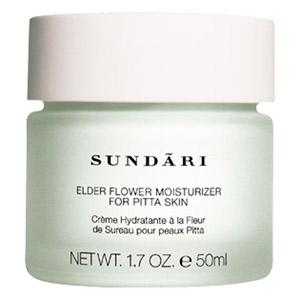 Sundari Elder Flower Moisturizer for Normal/Combination Skin