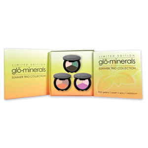 Glo Minerals Summer Trio Collection Kit