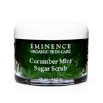 Eminence Cucumber Mint Sugar Scrub 8.4oz