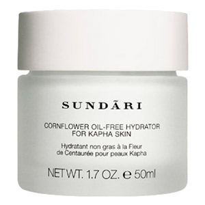 Sundari Cornflower oil-Free Hydrator for Oily(Kapha) Skin