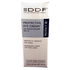 DDF Protective Eye Cream UV Moisturizer SPF15 15ml