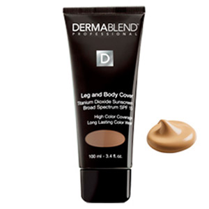 Dermablend Leg and Body Cover 3.4oz Suntan