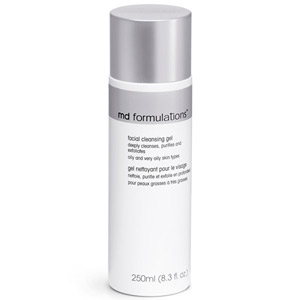 MD Formulations Facial Cleansing Gel 8.3oz