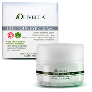 Olivella Contour Eye Cream 1.01oz