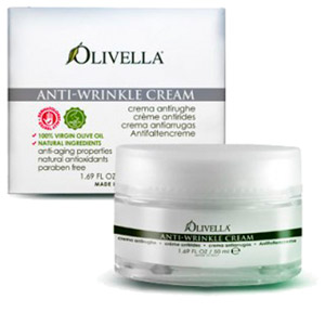 Olivella Anti-Wrinkle Cream 1.69oz