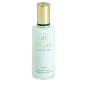 Z. Bigatti Re-Storation Purify Hydrating Lotion Cleanser 4oz