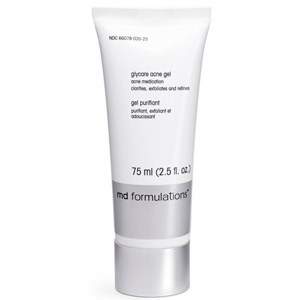 MD Formulations Glycare Acne Gel For acne