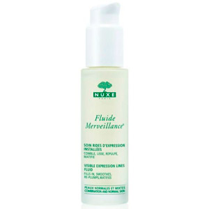 Nuxe Fluide Merveillance Visible Expression Lines Fluid Combination and Normal 1.6oz