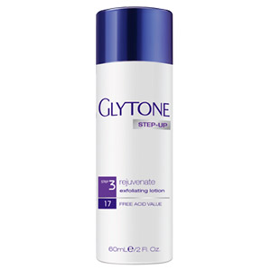 Glytone Rejuvenate Exfoliating Lotion step 3 With 17 free acid value 2oz