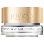 Juvena Prevent & Optimize Eye Cream Sensitive Skin 0.5oz