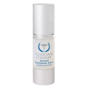 Clinicians Complex Instant Tightening Serum  1.2oz