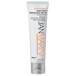 Jan Marini Antioxidant Daily Face Protectant Tinted Sun Kissed Bronze SPF30  2oz