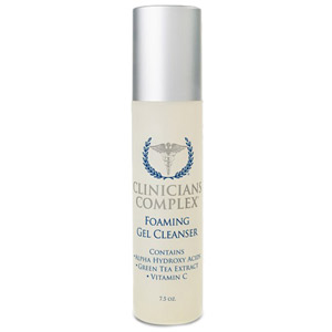 Clinicians Complex Foaming Gel Cleanser  7.5oz