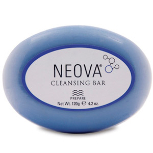 Neova Cleansing Bar Copper Peptide Complex 4.2oz