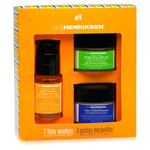 Ole Henriksen 3 little wonders box set