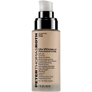 Peter Thomas Roth Un- Wrinkle Foundation Tan
