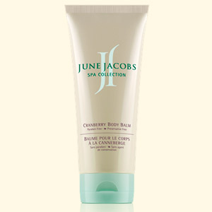 June Jacobs Cranberry Body Balm 6.7oz