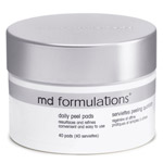 MD Formulations Daily Peel Pads 40ct All Skin Types
