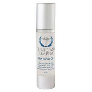 Clinicians Complex AHA Facial Gel
