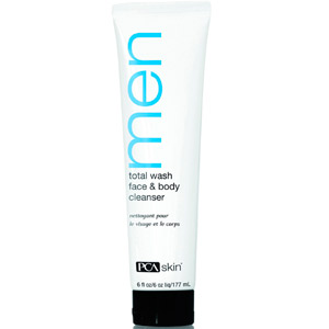 PCA Men Total Wash Face & Body Cleanser