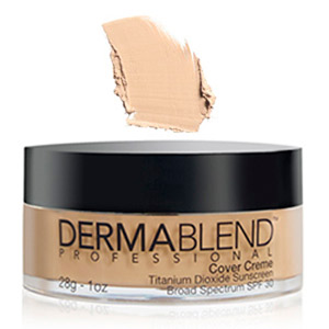 Dermablend Cover Cream Chroma 0 - Pale Ivory Spf 30