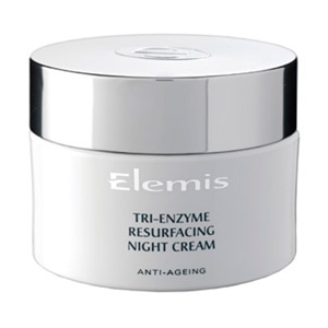 Elemis Tri-Enzyme Resurfacing Night Cream Jar 50ML