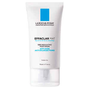 La Roche-Posay Effaclar Mat Daily Moisturizer Anti-Shine Anti Enlarged Pores 1.35oz