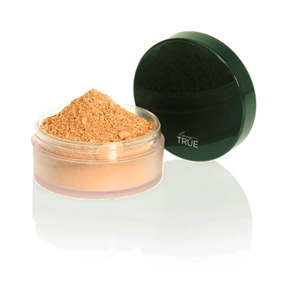 True Cosmetics Protective Mineral Foundation SPF 17 Powder Deep #2