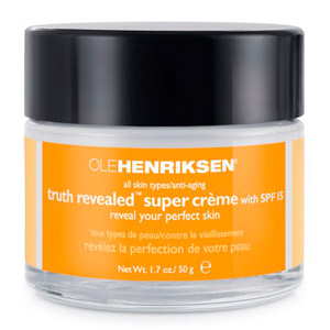 Ole Heriksen truth revealed super creme with spf 15 1.7oz