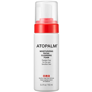 Atopalm Moisturizing Facial Cleansing Foam 5.0oz