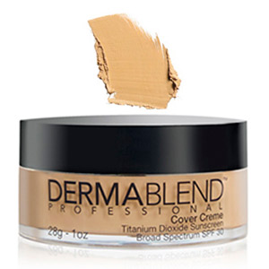 Dermablend Cover Cream Chroma 2-2/3 - Golden Beige Spf 30