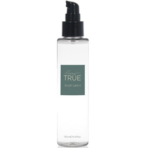 True Cosmetics Daily Brush Care 4oz