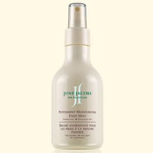 June Jacobs Peppermint Moisturizing Foot Mist