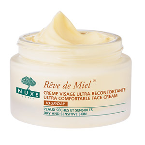 Nuxe Ultra Comfortable Face Cream-Day-Dry And Sensitive Skin 50ML Jar