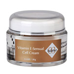 Glymed Cell Science Vitamin E-Sensual Cell Cream 1.6 oz.