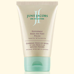 June Jacobs Peppermint Hand And Foot Polish